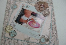 scrapbooking / prima / by Maxine Hodges