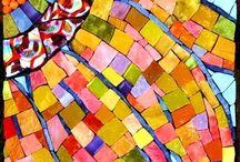 Art - Styles/Movements - Mosaics / by Susan Rusen