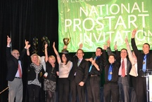 What is ProStart / ProStart is a nationwide, two-year high school program that unites the classroom and industry to develop the best and brightest talent into tomorrow's restaurant and foodservice leaders.