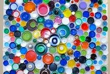 Art - Styles/Movements - Bottle Cap Art