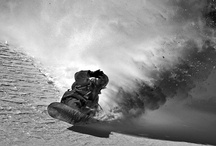 """..::boarding sno::.. / ... """"I know a lot of people that used to ski, but I don't know anyone who used to snowboard."""" ~ unknown ... / by .daniel."""