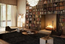 rooms + furniture + things / by mosse