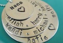 METAL STAMPING / by ♪♫♥ CHARITY CRAFTER ♪♫♥