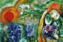 Art-Chagall  / by Vince B