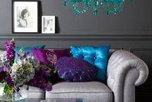 Luxurious Livingroom / by C. Sinnott