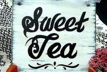 Sweet Tea [ character board ] / by Bernadette Hilgeman