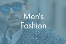 Men's Fashion / by ClosetSpace