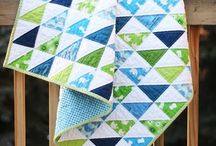 Quilting/Sewing / by Ashley Roger