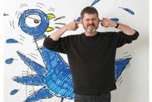 Mo Willems / My favourite author and illustrator of children's books :)