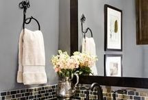 HOME: Bathrooms / by Erica Vigil Carlson