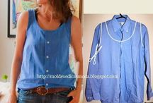 DIY ~ Clothes / by Ashley Roger