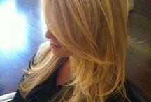 Hair styles / by Erica Vigil Carlson