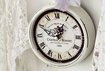 CLOCKS AND POCKETWATCHES / Please stop by my blog http://www.charitycrafter.blogspot.com / by ♪♫♥ CHARITY CRAFTER ♪♫♥