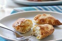 Empanada Obsessed / Empanadas stuffed with pure soul. / by Ana Flores