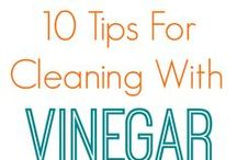 Cleaning Tips & Tricks / by Ashley Roger