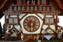 New Schneider Cuckoo Clocks for 2014! / New Anton Schneider cuckoo clocks just released for 2014 and first seen at Fehrenbach Black Forest Clocks