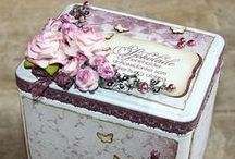 MIXED MEDIA AND ALTERED ART / by ♪♫♥ CHARITY CRAFTER ♪♫♥