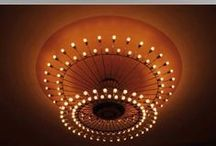 lamps n light / by mosse