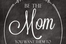 OLLIEWOOD ♥ MOMS / Een bord speciaal voor de moeder! / by Olliewood