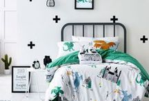 Adairs Kids Dream Room / The DREAM Knights and Dragons themed kids room using Adairs Kids great products as a springboard