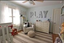 Kid's Room / Nursery / by Ashley Hensley Schott