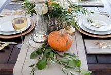 Thanksgiving Home Decor Inspiration