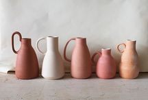 ceramics / clean-line pottery and ceramic wares