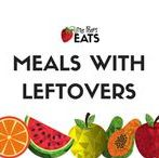 Meals With Leftovers / Make double sized meals and get a night off cooking! These meals are all perfect for quick meals and taste even better the next day.