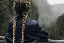 Hairstyles / Amazing hairstyles for whatever the weather