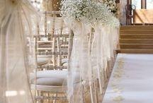 White / pure wedding