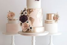Rose Gold Theme / Ideas for a rose gold themed wedding