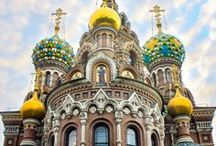 Russia Travel / The best tips for Russia Travel | Things to do and see in Russia | Top Tourist attractions in Russia | Itineraries to explore Russia | Russian Food and Drinks