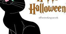 Halloween / Halloween crafts and activities, Halloween costumes, Halloween party ideas and Halloween printables.
