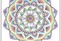 Colouring Pages / Really cute colouring pictures for kids and adults!