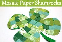 St. Patrick's Day / Happy St. Patrick's Day! Fun crafts and activities for Ireland's special day!