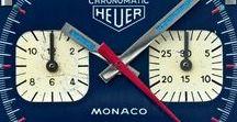 TAG HEUER Monaco / Watch Heuer Monaco