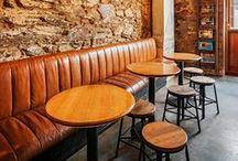 Interiors - Restaurant & Eatery Ideas / #restaurant