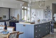 Interiors - Kitchen & Wet Bar Ideas / #kitchen