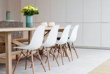 Interiors - Diningroom Ideas / #diningroom