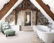Interiors - Attic Space Ideas / #attic