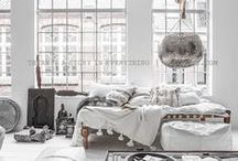 Interiors - Colors: White Ideas / #white