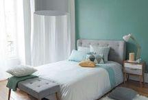 Interiors - Colors: Aqua & Turquoise Ideas / #turquoise