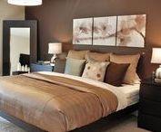 Interiors - Colors: Brown Ideas / #brown
