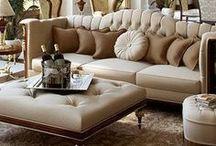 Interiors - Colors: Cream & Beige Ideas / #beige