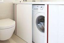 Interiors - Laundry Ideas / #laundryroom