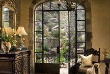 Interiors - Mediterranean Feelings & Ideas / #mediterran