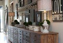 Interiors - Entrance, Foyer & Corridor Ideas / #entryway