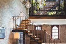 Interiors - Lofts & Studio Home Ideas / #loft