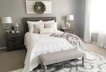 Interiors - Bedroom Ideas / #bedroom