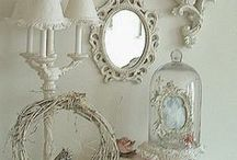 Interiors - French Country & Shabby Chic Ideas